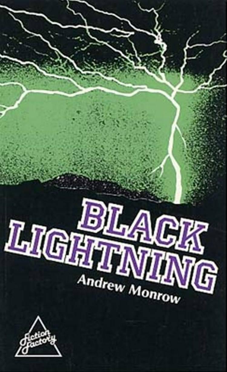 Black lightning af Andrew Monrow og Michael Sigmund Krug