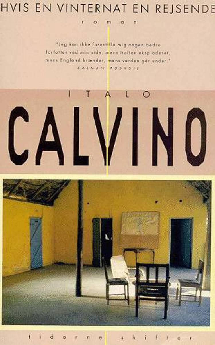 Hvis en vinternat en rejsende af Italo Calvino