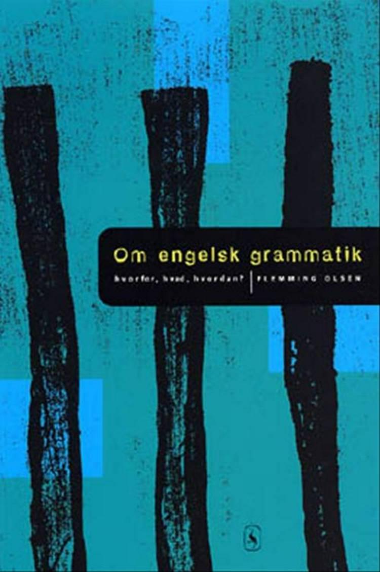 Om engelsk grammatik af Flemming Olsen