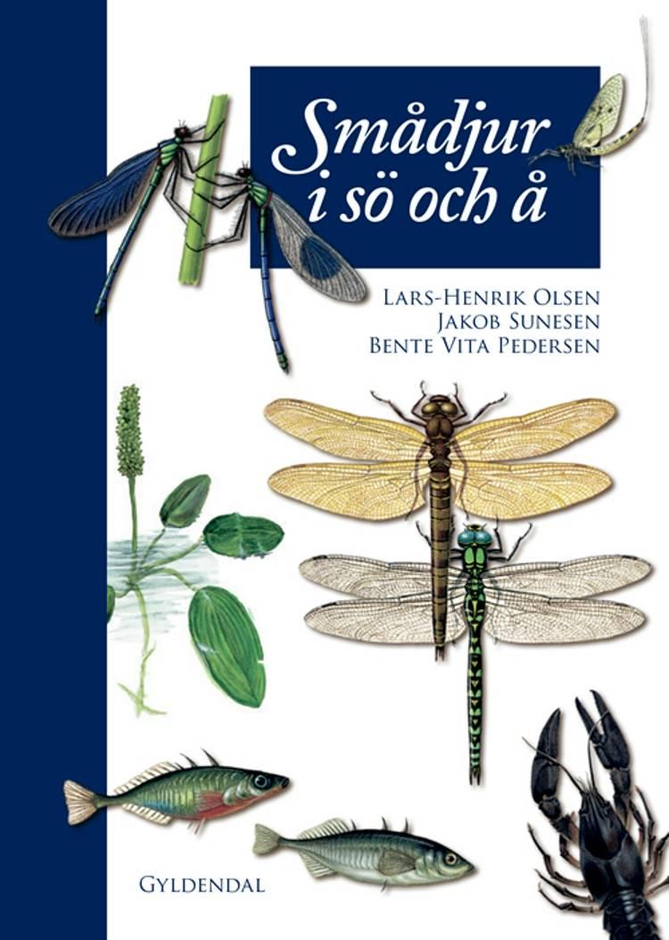 Smådjur i sö och å af Lars-Henrik Olsen, Jakob Sunesen og Vita Bente Pedersen