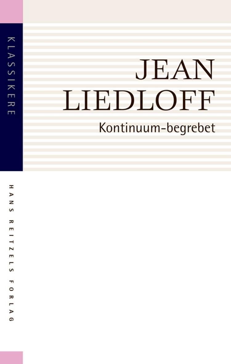 Kontinuum-begrebet af Jean Liedloff