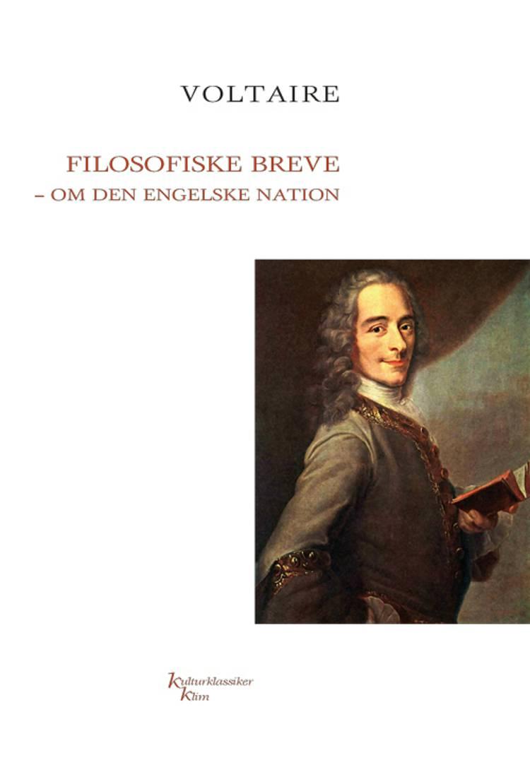 Breve om den engelske nation af Voltaire