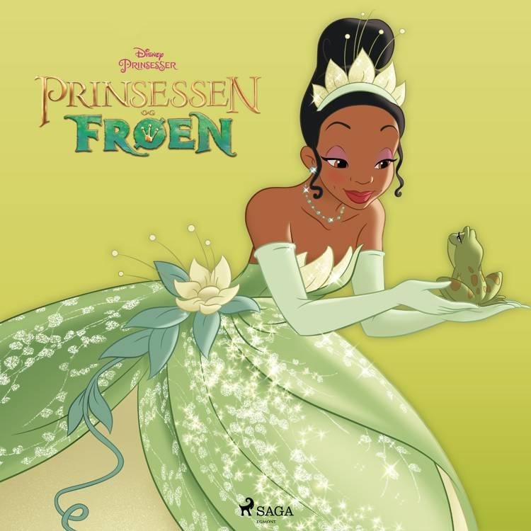 Prinsessen og frøen af Disney