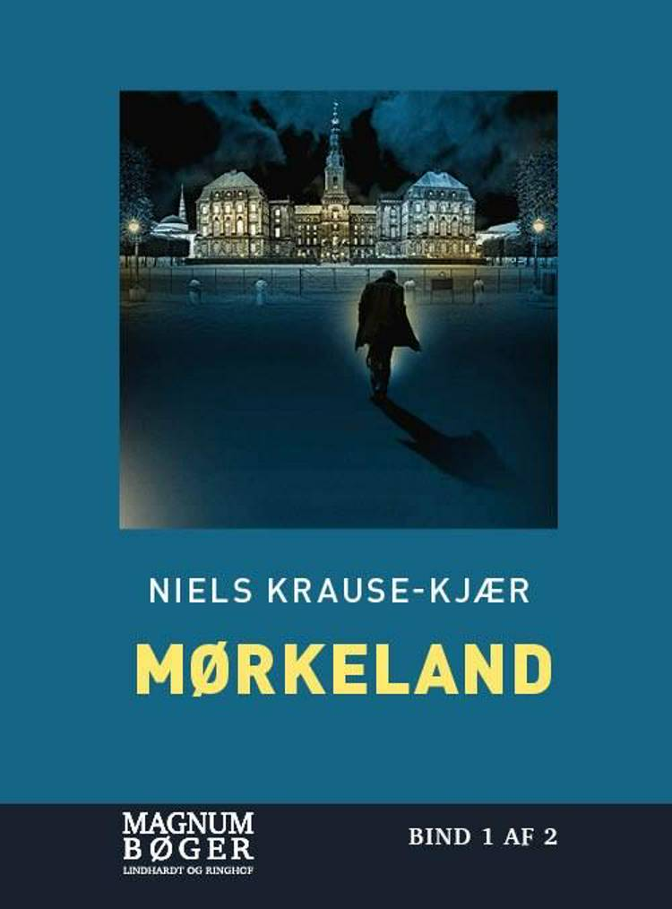 Mørkeland (storskrift) af Niels Krause-Kjær