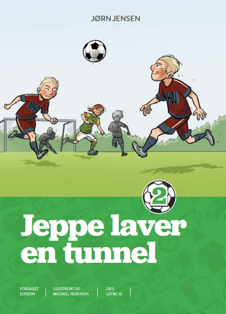 Jeppe laver en tunnel af Jørn Jensen
