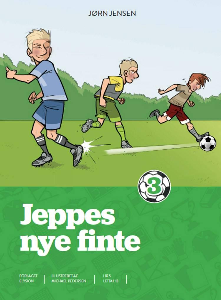 Jeppes nye finte af Jørn Jensen
