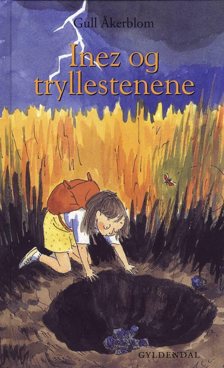 Inez og tryllestenene af Gull Åkerblom