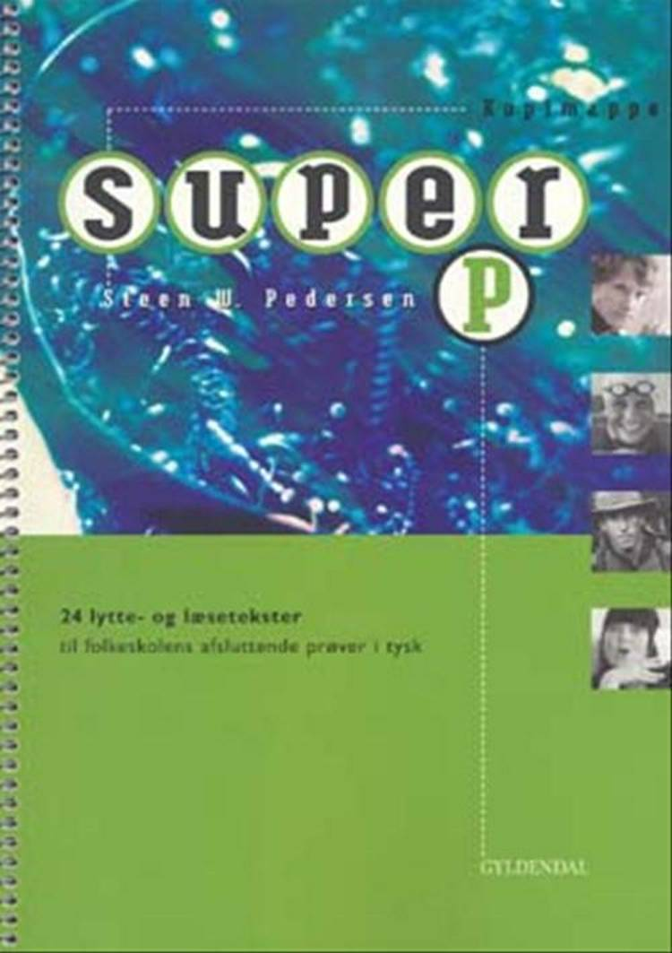Super P af Steen W. Pedersen