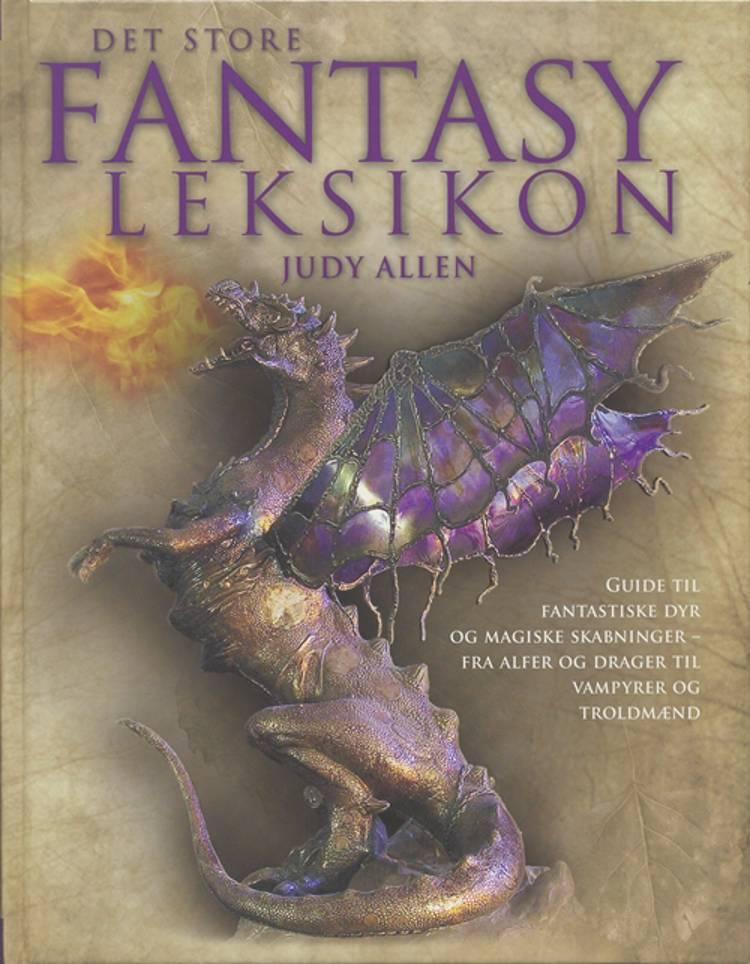 Det store fantasy leksikon af Judy Allen