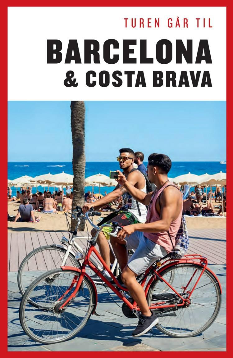 Turen går til Barcelona og Costa Brava af Ole Loumann