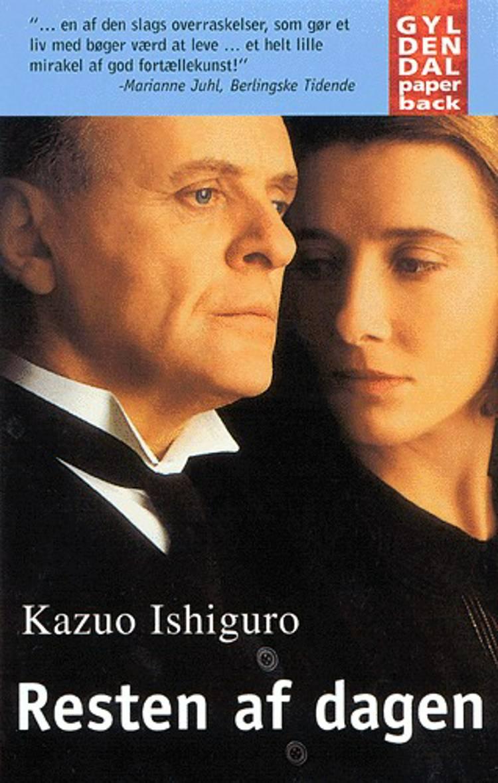 Resten af dagen af Kazuo Ishiguro
