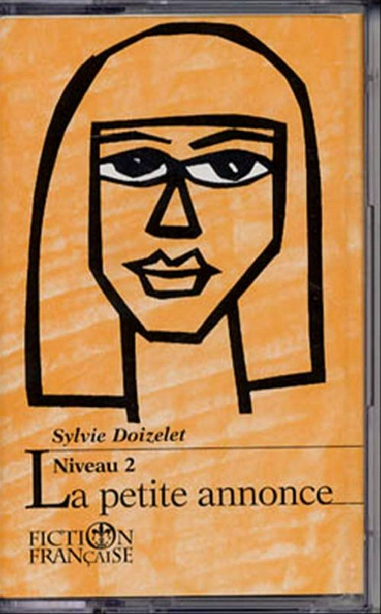 Fiction francaise. kass. kal af Sylvie Doizelet