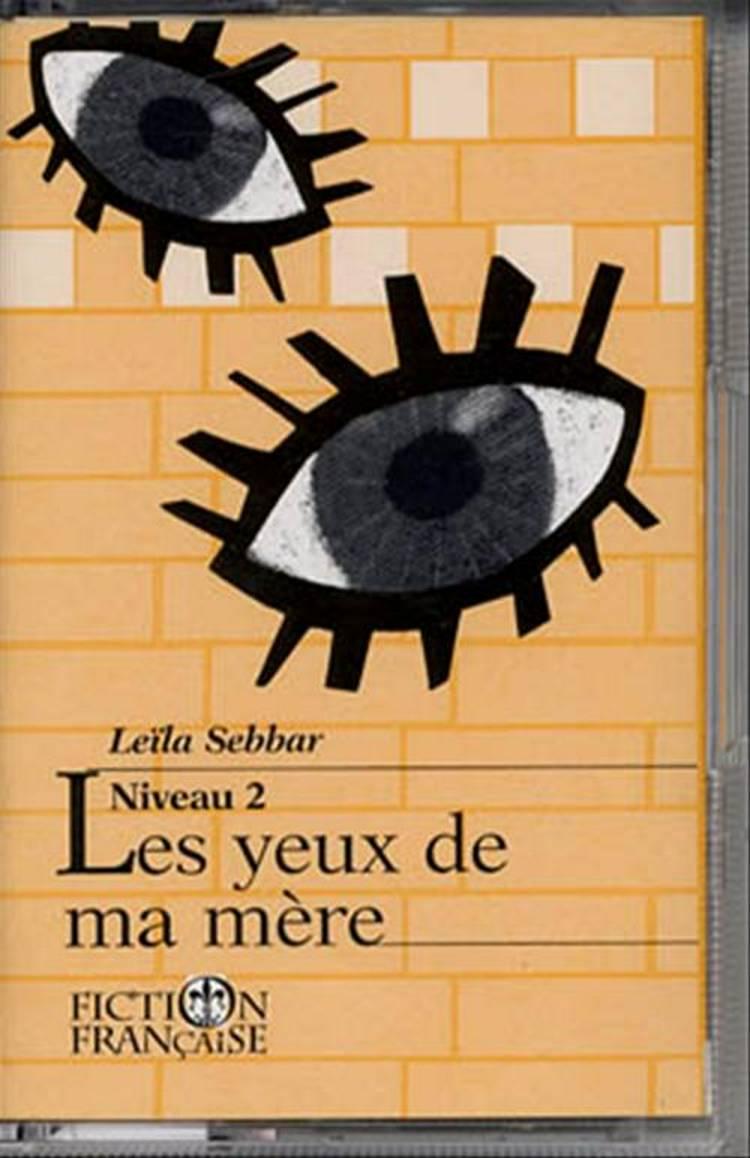 Fiction francaise. kass. kal af Leïla Sebbar