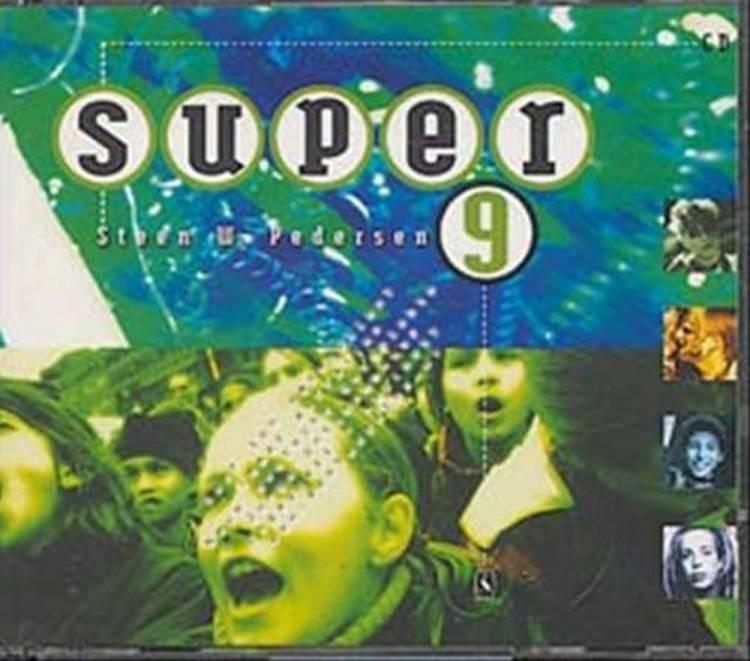 Super 9. cd kal af Steen W. Pedersen