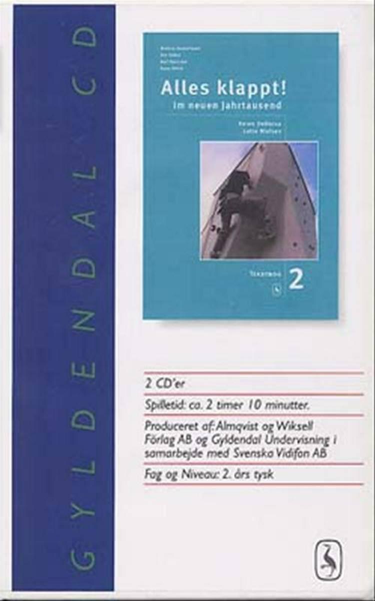 Sprog cd. alles klappt! 2. tekstbog af Karen Dollerup og Lotte Nielsen