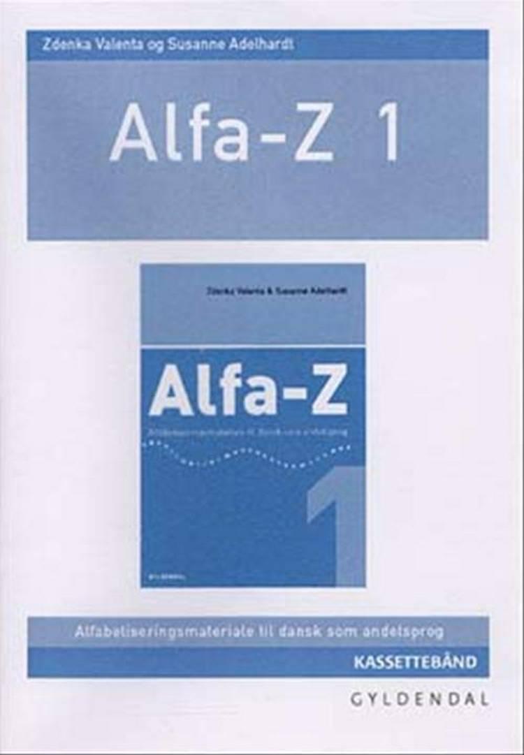 Alfa-Z 1, lærer-bånd af Zdenka Valenta og Susanne Adelhardt