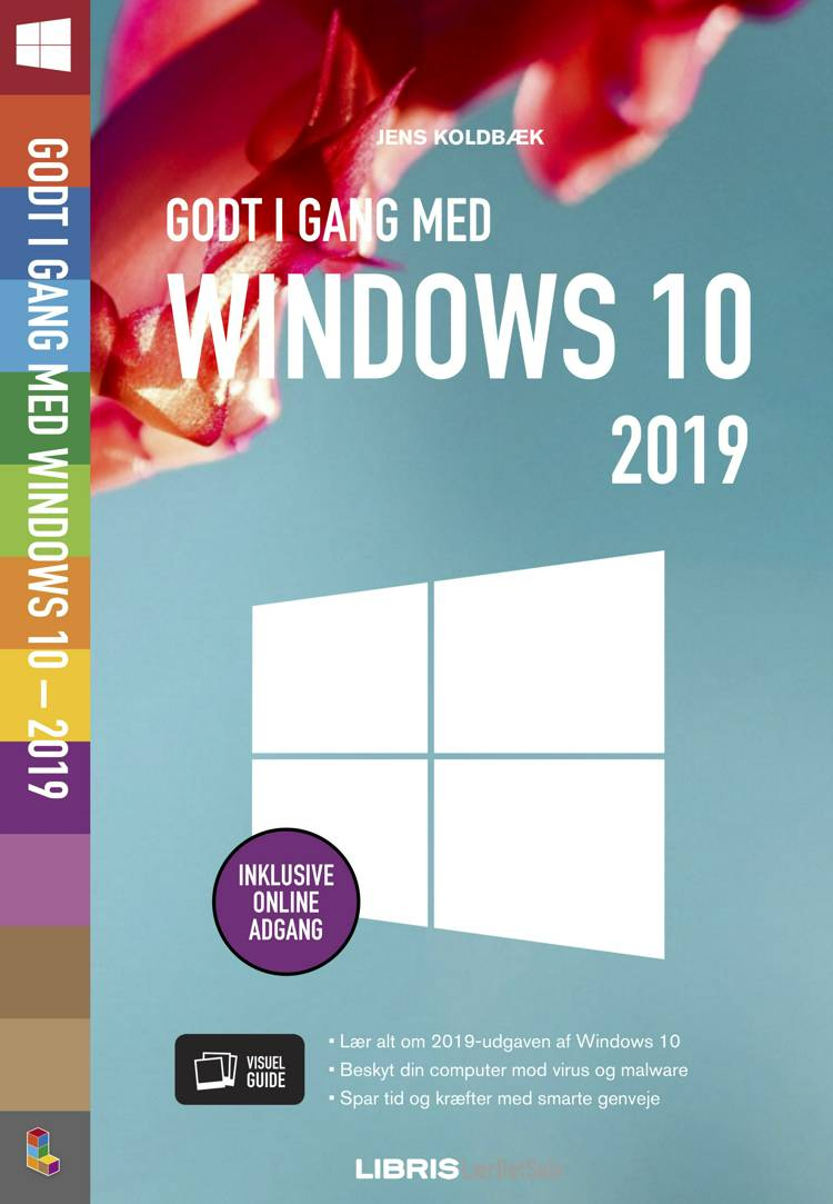 Godt i gang med Windows 10 - 2019 af Jens Koldbæk