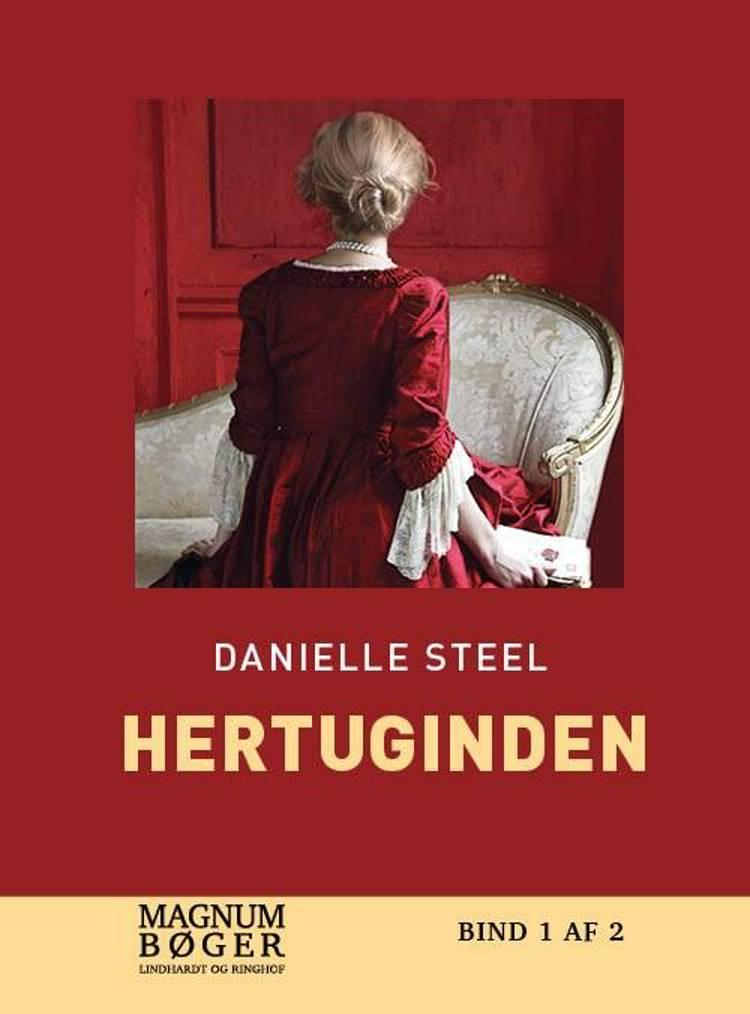 Hertuginden (Storskrift) af Danielle Steel
