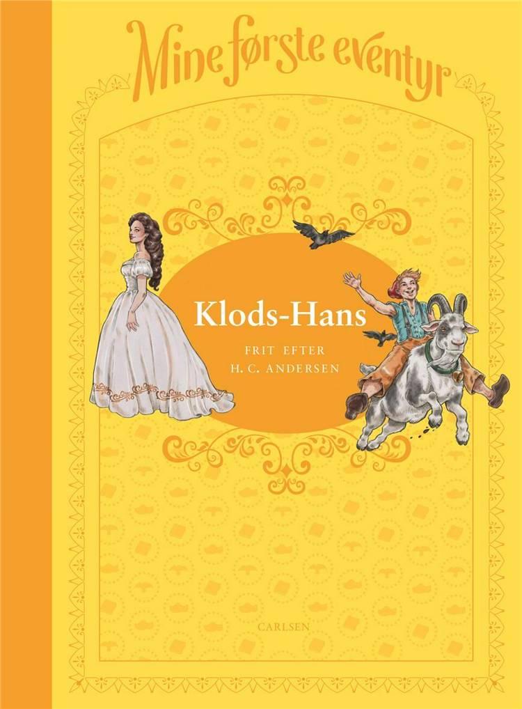 Mine første eventyr (4) - Klods-Hans af H.C. Andersen