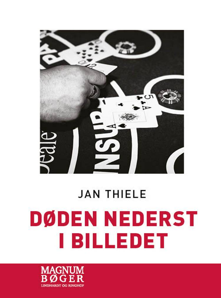 Døden nederst i billedet (Storskrift) af Jan Thiele