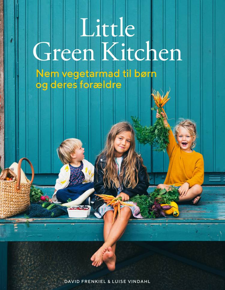 Little Green Kitchen af David Frenkiel og Luise Vindahl