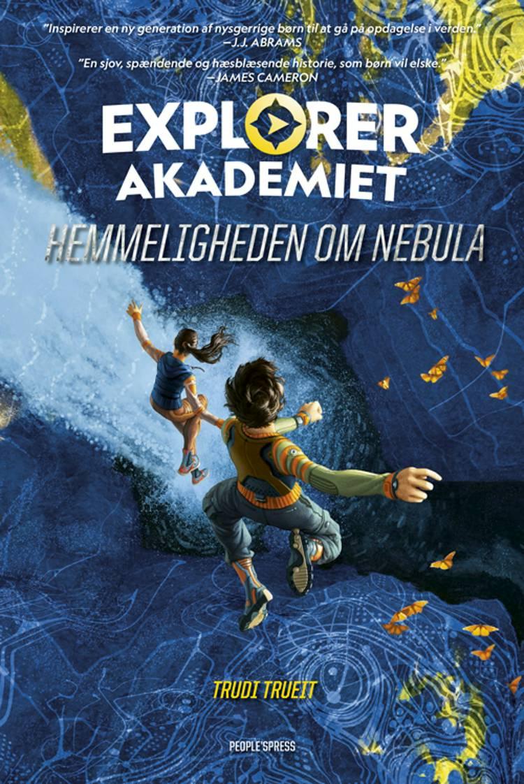 Hemmeligheden om Nebula af Trudi Trueit