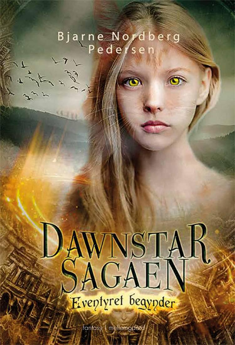 Dawnstar-sagaen af Bjarne Nordberg Pedersen