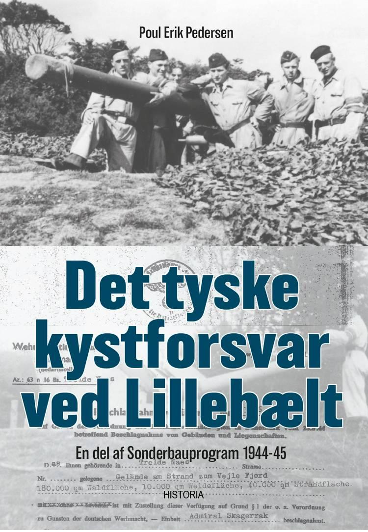 Det tyske kystforsvar ved Lillebælt af Poul Erik Pedersen