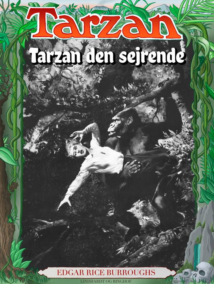 Tarzan, den sejrende af Edgar Rice Burroughs