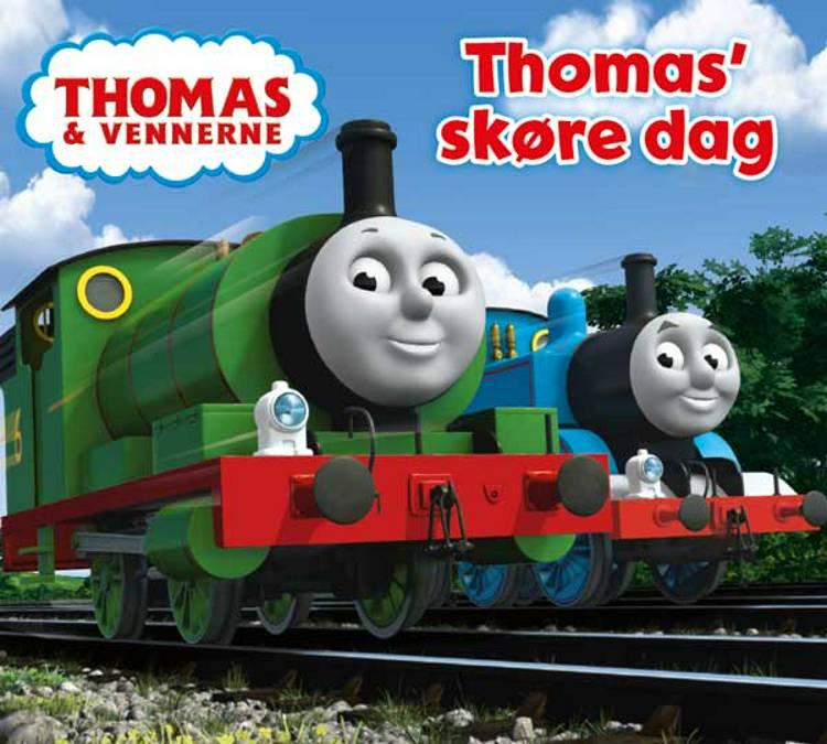 Thomas og vennerne: Thomas' skøre dag af W. Awdry