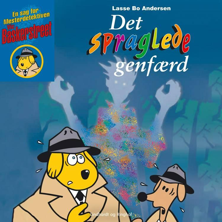 Det spraglede genfærd af Lasse Bo Andersen