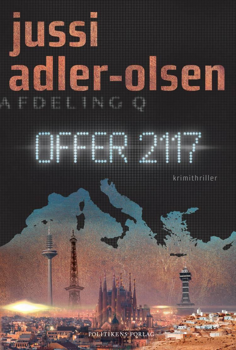 Offer 2117 af Jussi Adler-Olsen