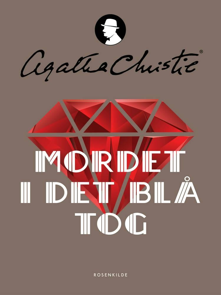 Mordet i det blå tog af Agatha Christie
