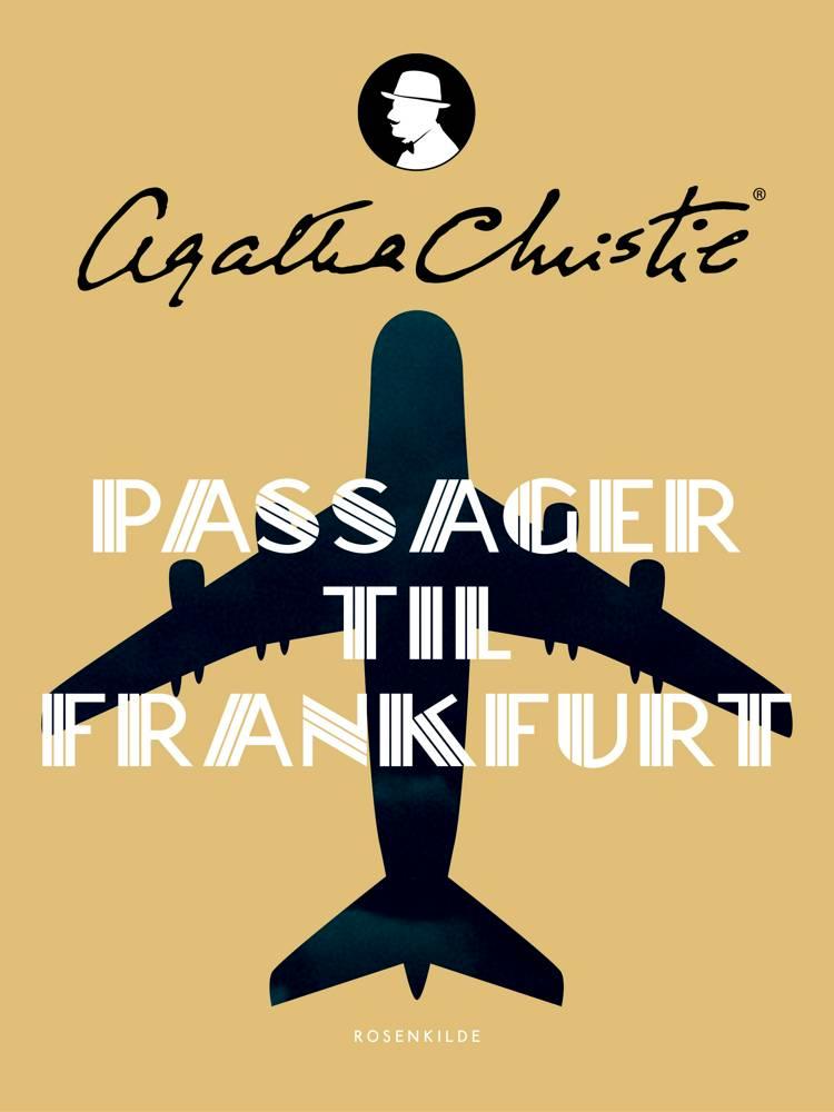 Passager til Frankfurt af Agatha Christie