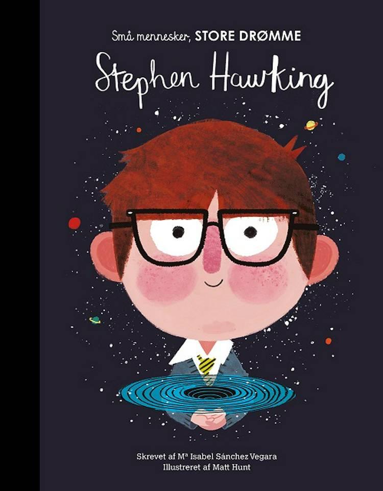 Stephen Hawking af Ma Isabel Sánchez Vegara