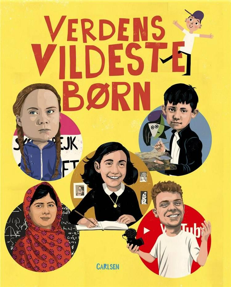 Verdens vildeste børn af David Pepe Birch