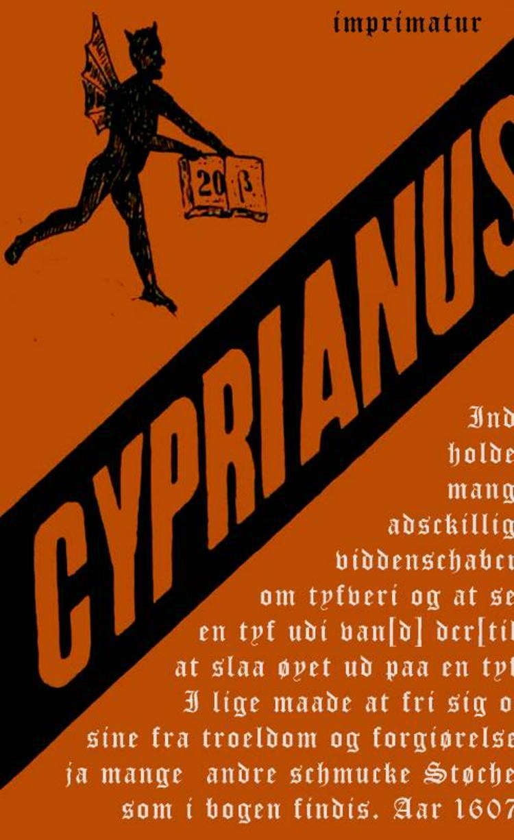 Cyprianus af Cyprianus ..