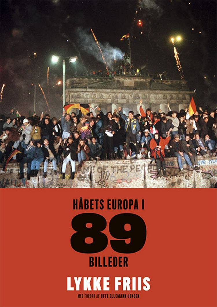 Håbets Europa af Lykke Friis