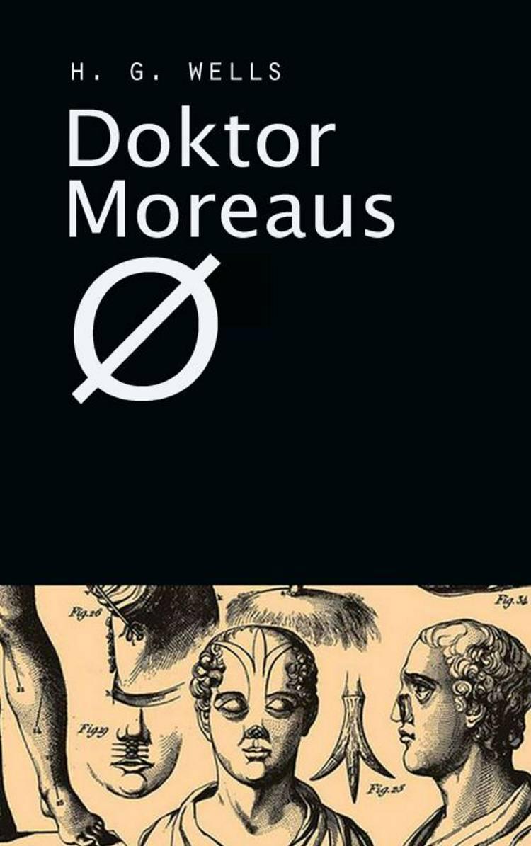 Dr. Moreaus Ø af H. G. Wells