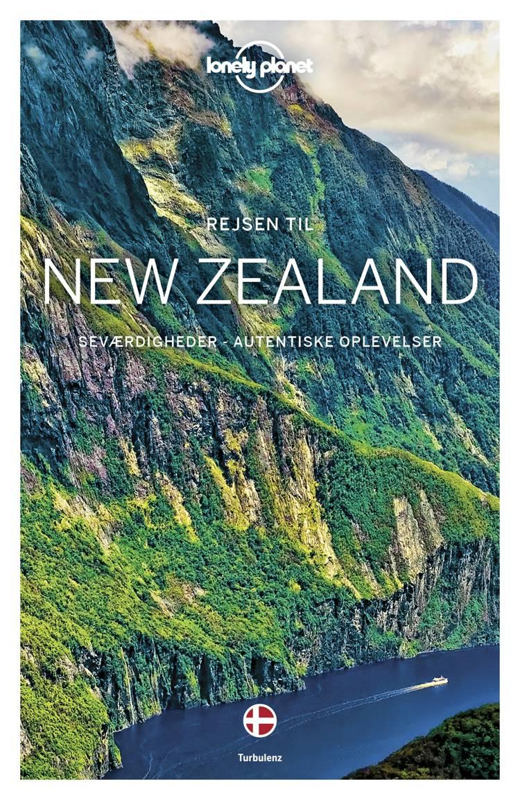 Rejsen til New Zealand af Lonely Planet