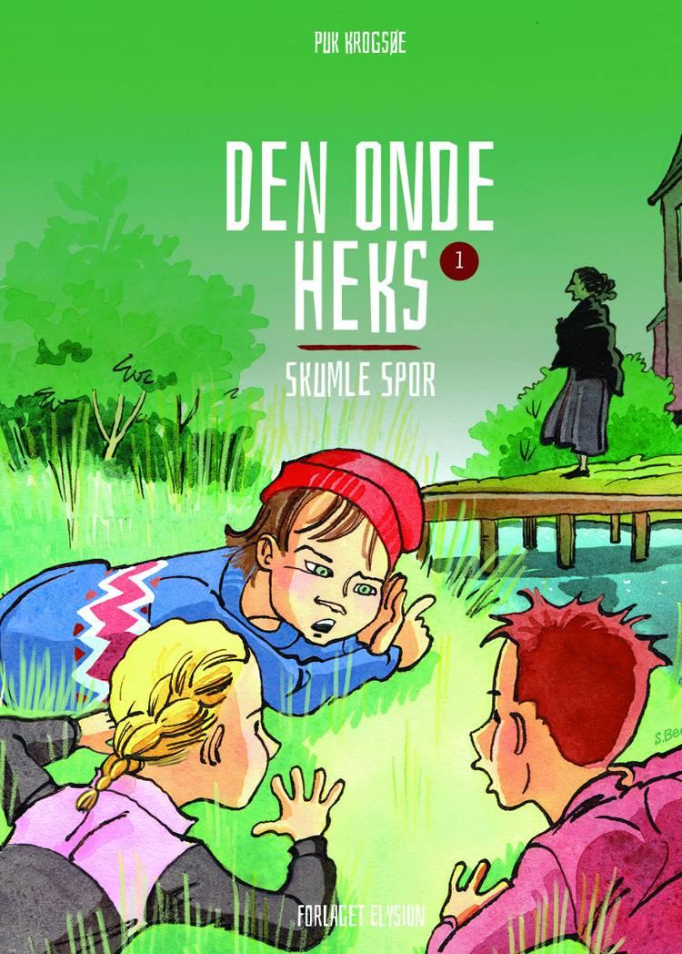Den onde heks af Puk Krogsøe