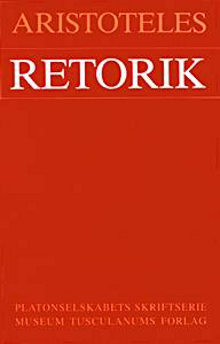 Retorik af Aristoteles