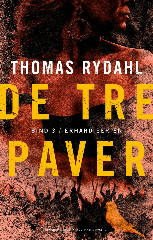 De tre paver af Thomas Rydahl