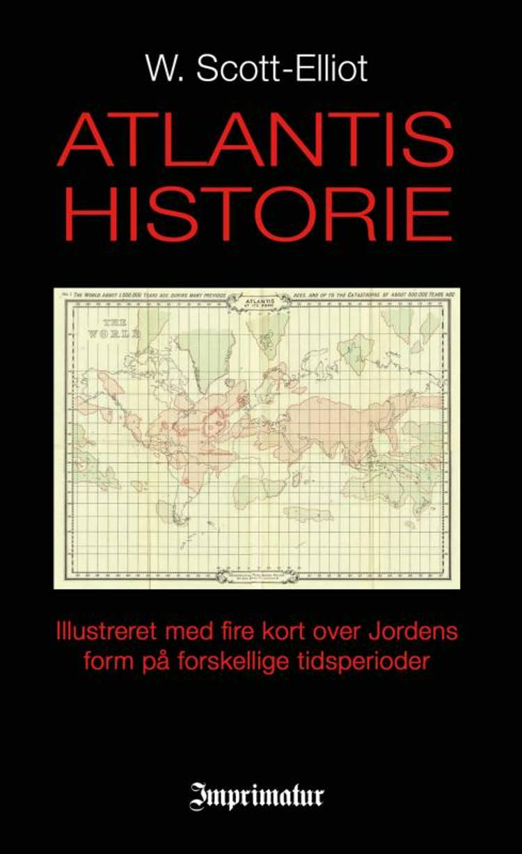 Atlantis´ Historie af W. Scott-Elliot
