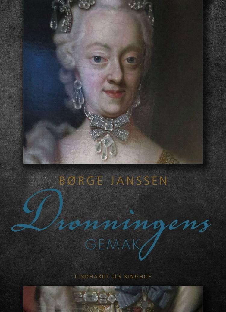 Dronningens gemak af Børge Janssen