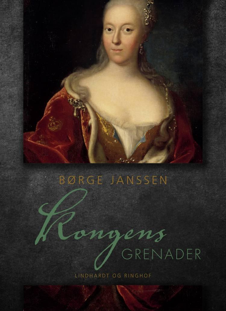 Kongens grenader af Børge Janssen