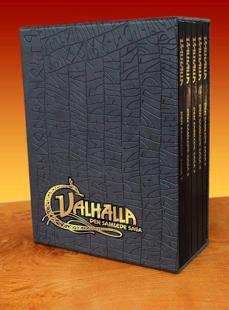Valhalla kassette af Peter Madsen og Henning Kure