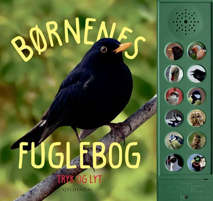 Børnenes fuglebog af Sara Ejersbo Frederiksen