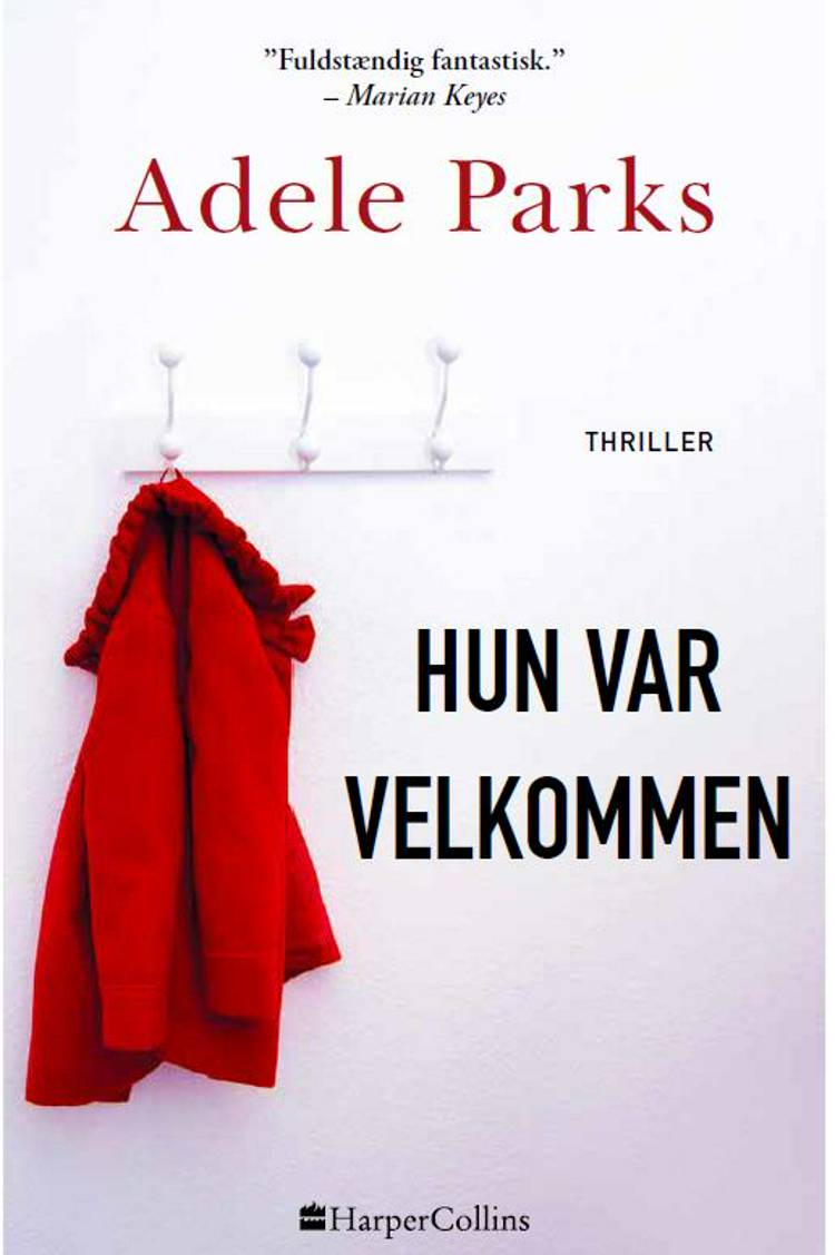 Hun var velkommen af Adele Parks