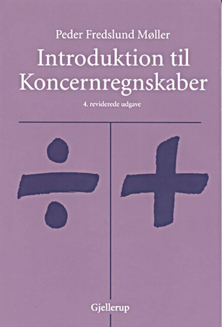 Introduktion til koncernregnskaber af Peder Fredslund Møller
